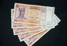 3413,8 леев (+8,8%) — средняя номинальная начисленная заработная плата в Республике Молдова в январе 2013 года