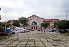 600 тыс леев примэрия потратит на газон в сквере ж/д вокзала