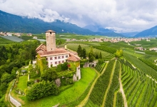 В Италии выставили на продажу замок XIV века