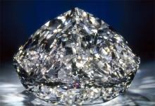 В ЮАР найден белый алмаз весом 138,57 карата