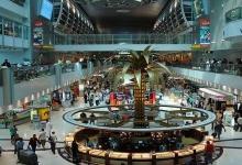 Аэропорт Дубая стал лидером по числу международных пассажиров