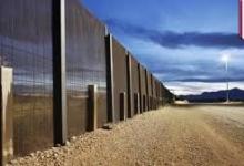 $15 млрд будет стоить стена на границе США с Мексикой