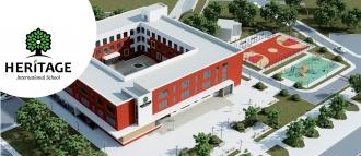 Heritage International School в Молдове. Открываем двери в будущее!