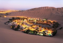 Colț de rai în deșert— miraj sau realitate?