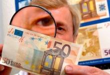 Франция признана страной с самым большим оборотом фальшивых евро