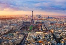 Париж посетило рекордное число туристов