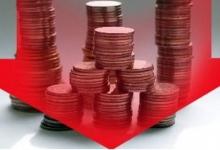 $3,8 млрд составил дефицит платежного баланса Украины