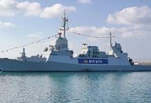 Для ВМС Израиля- Германия начала строительство самых крупных кораблей