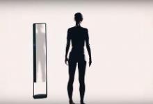 Компания Mirror представила необычное зеркало  с виртуальным фитнес-инструктором