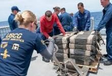 Наркотиков на $1 млрд перехватила в Аравийском море коалиция за три месяца