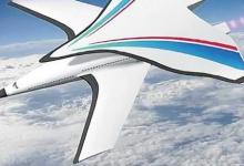 Концепт гиперзвукового пассажирского самолета разработан в Китае