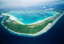 Погружается в океан Республика Кирибати