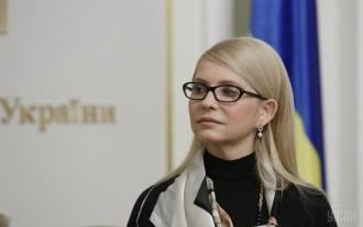 Лоббиста который работал на Трампа, наняла Тимошенко