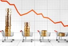 Продолжает снижаться годовой уровень инфляции в Молдове