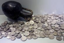 Тысячелетний клад с сотнями серебряных монет нашёл немецкий школьник