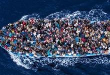 Более 400 нелегальных мигрантов спасли Ливийские моряки