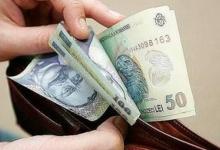 В марте на 15,5%, до 2704 леев, увеличился средний чистый доход в Румынии