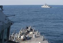 В территориальные воды Грузии вошли корабли НАТО