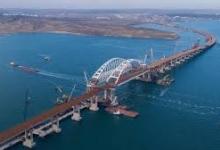Нарушением суверенитета Украины назвали строительство Крымского моста в ЕС
