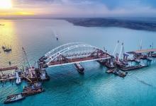 Рекорд Керченской переправы побил Крымский мост