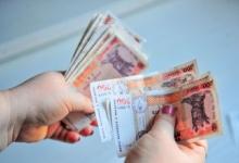 Почти 7050 лей составила средняя зарплата в Кишиневе в I квартале 2018 года