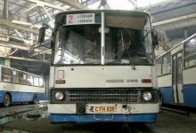 В 385 000 леев обходится ремонт одного старого кишиневского автобуса