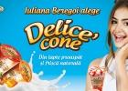 Vara aceasta Iuliana Beregoi alege Delice' cone!